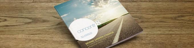 Erste Ausgabe der neuen Onlinepublikation der Blackeight Markenberatung zum Thema Brand Driven Change