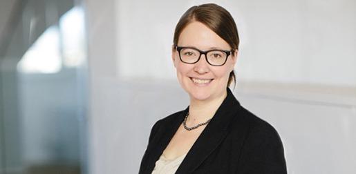 Kathrin Trein ist bei der Markenberatung Blackeight für das Office Management und Human Ressources verantwortlich.