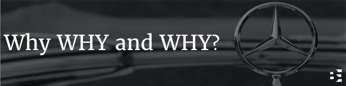 Blackeight Analysis of Mercedes-Benz brand purpose