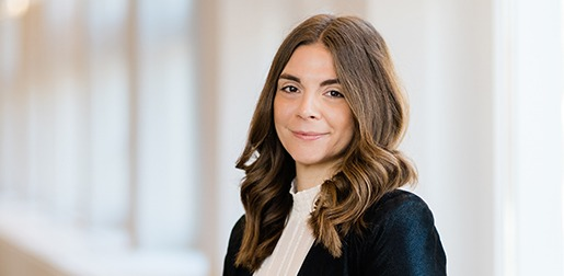 Lisa Wagner arbeitet als Brand Consultant bei Blackeight, der Markenberatung in München.