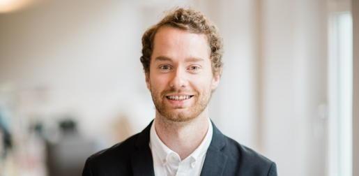 Lars Urhahn arbeitet als Associate Brand Consultant bei Blackeight, der Markenberatung in München.