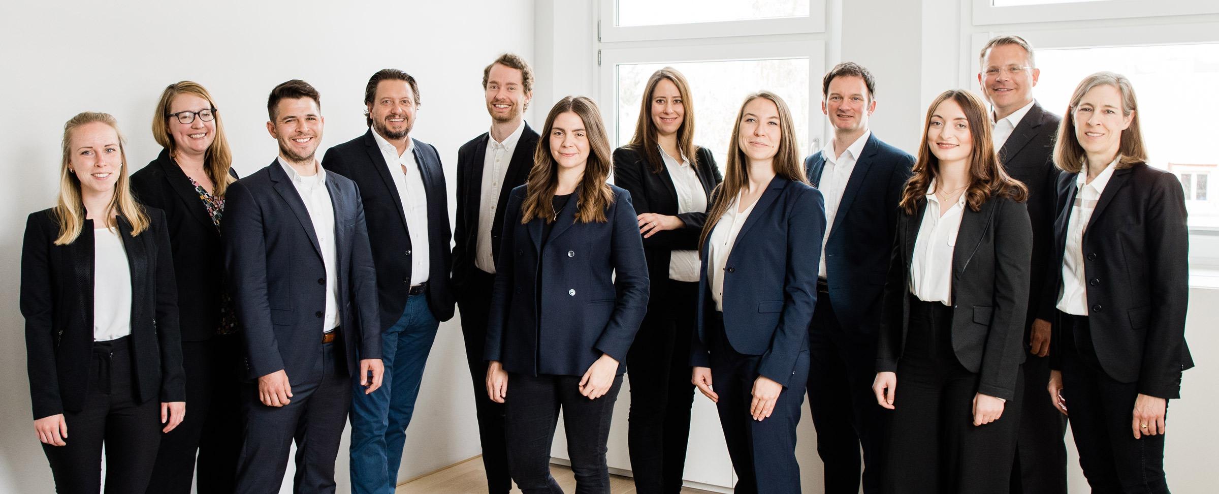 Blackeight München Team