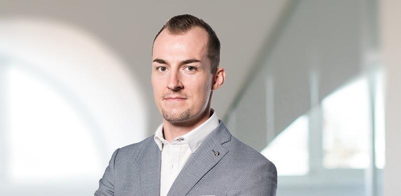 David Ernst is associate brand consultant at Blackeight in Munich.