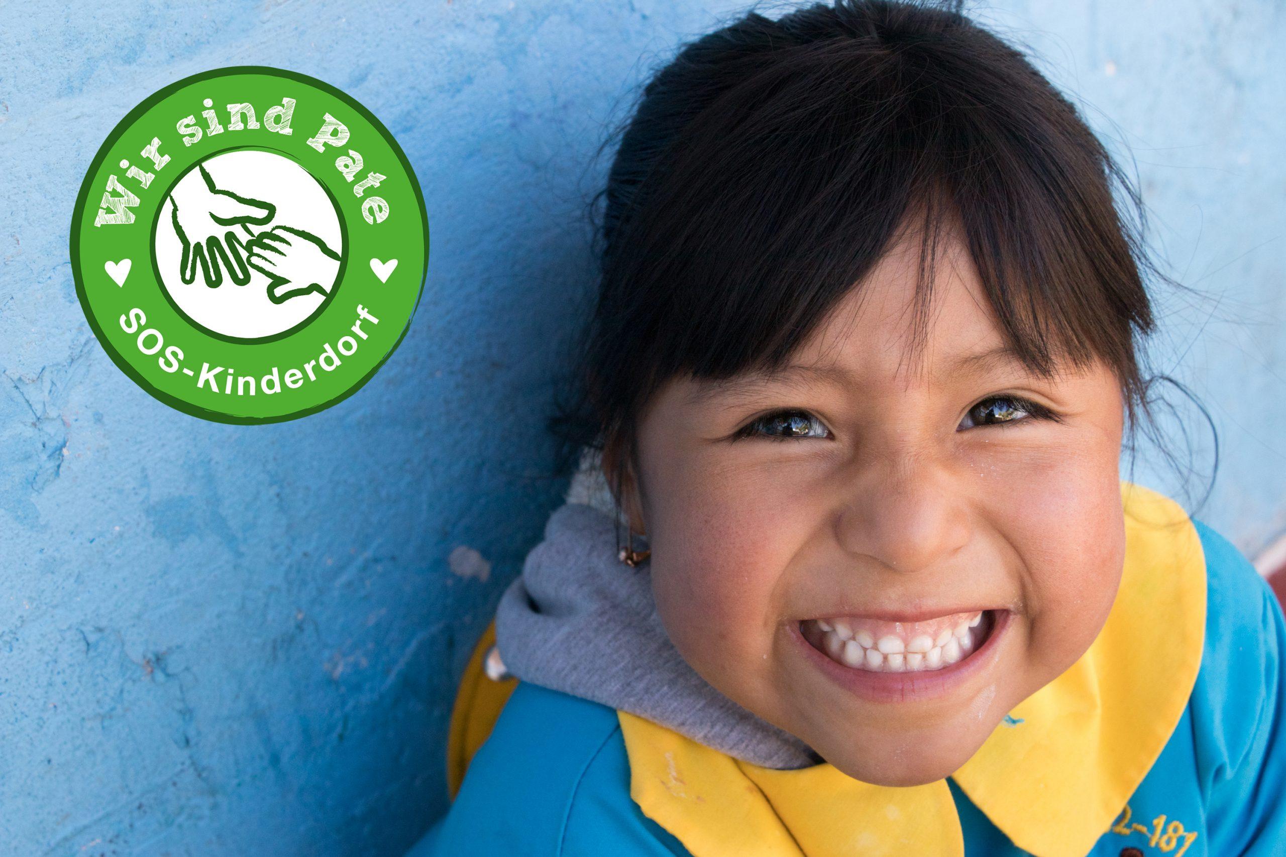 Wir sind Pate SOS-Kinderdorf-Kinder
